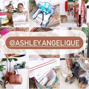 Follow us on Instagram @ashley.angelique